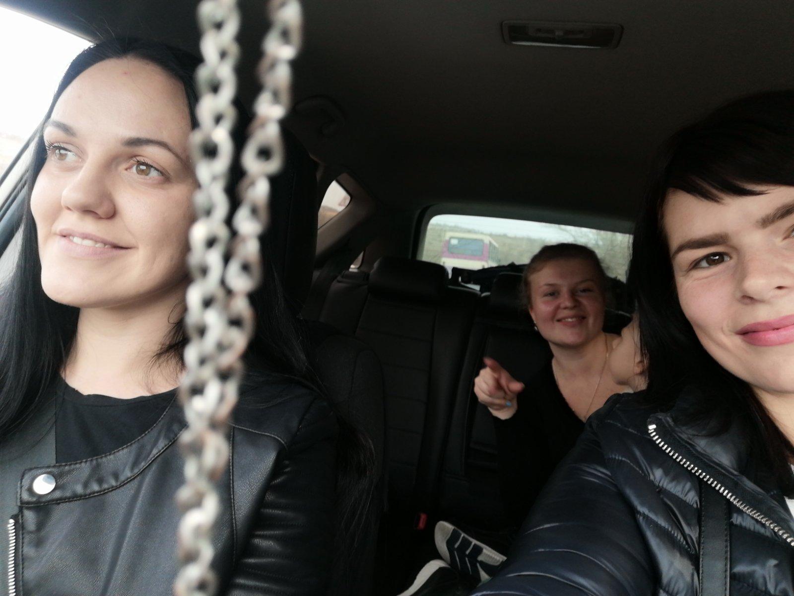 Сестринский выезд состоялся!))
