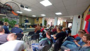 Лидерское обучение с пастором Олегом Ильиным