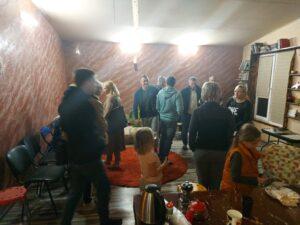 Встреча пасторов домашних групп