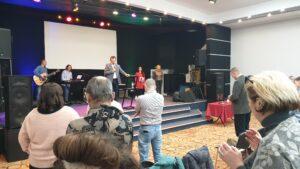 Общее Богослужение с пастором Павел Федорук.
