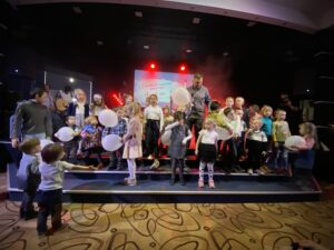 День Рождение церкви, нам 6 лет.